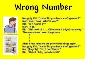 Do you have refrigerator?